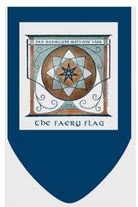 The ElvenFairy Flag of Fyn Copyright Natalie Lynn, 2008